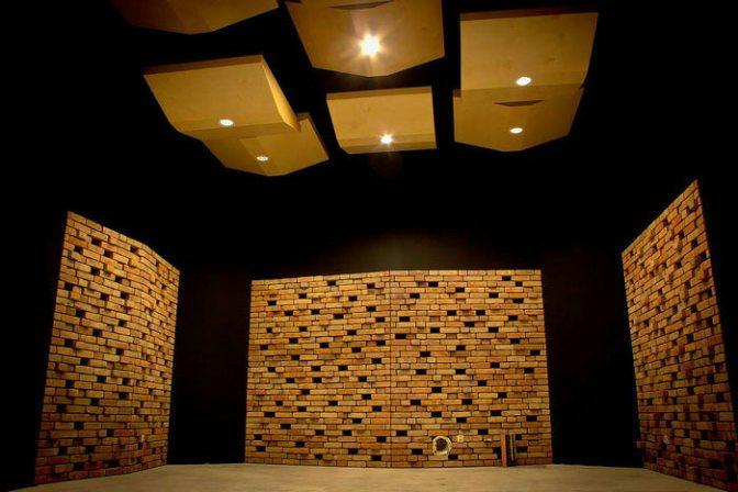 New live room for Hertz Studio