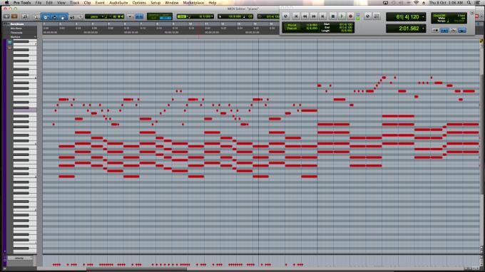 Main Theme MIDI