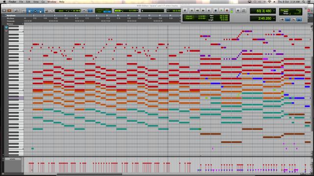 Orchestral Arrangement