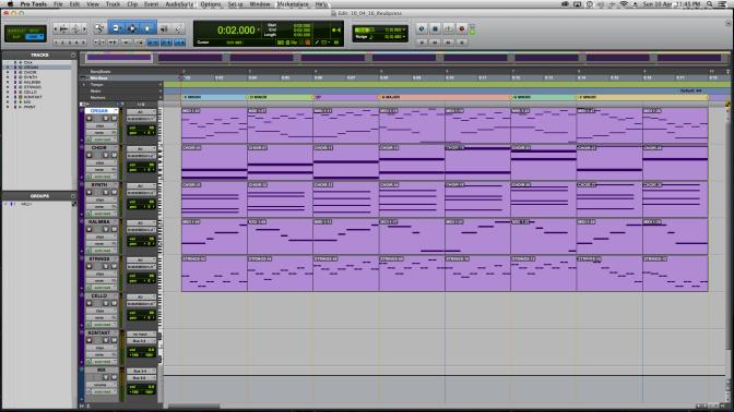 The Basic Chord Progression